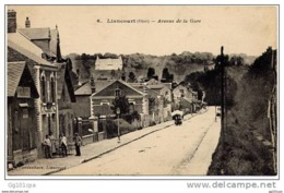 Liancourt - Avenue De La Gare (animée) - Liancourt