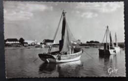CPSM 56 BILLIERS - Le Port De Penlan - Gaby 6 - Réf Z 17 - France
