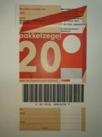 Netherlands Pakketzegel NVPH Nr 10 Up To 20 Kg, 1997 Unused Geuzendam 10 General Picture - Interi Postali