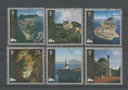 Gibraltar 2012 Europa Tourism Y.T. 1487/1490 (0) - Gibraltar