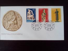 GREECE / GRECE FDC 1974 EUROPA CEPT - FDC