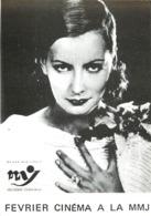 Dép 17 - La Rochelle - Spectacle - Cinema - Acteurs - Février à La MMJ - Semi Moderne Grand Format - Bon état Général - La Rochelle