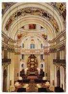 Austria - Salzburger Dom (Dom Zu Den Hll. Rupert Und Virgil) - Blick Zum Hochaltar - Kirchen U. Kathedralen