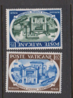 Vatican City S 240-241 1957 Pontifical Academy Of Science 20th Anniversary, Mint Never Hinged - Unused Stamps