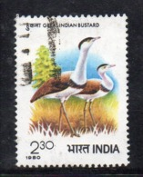 CI2153- INDIA 1980 , Yvert Serie N. 643 Usata   (2380A). - India