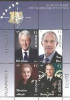 KOS 2019-07 NATO GREAT PERSON, KOSOVO, MS, MNH - OTAN