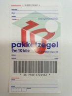 Netherlands Pakketzegel NVPH Nr 21 Up To 10 Kg, 2000 Unused Geuzendam 22a - Interi Postali