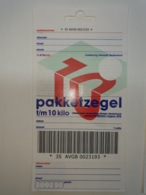 Netherlands Pakketzegel NVPH Nr 21 Up To 10 Kg, 2000 Unused Geuzendam 22c  Hang - Interi Postali