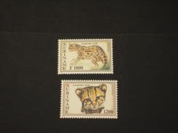 SURINAME - P.A. 1995 FELINI 2 VALORI -  NUOVI(++) - Suriname