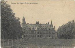Haltinne   *  Chateau Des Hautes-Arches (Haltinnes) - Gesves