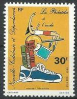 "Nle-Caledonie YT 438 "" Philatélie "" 1980 Neuf** - Nieuw-Caledonië"
