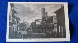 Bologna Antica Seliciata Di S. Francesco  Italy - Bologna