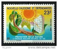"Nle-Caledonie YT 442 "" Protection De La Nature "" 1980 Neuf** - New Caledonia"