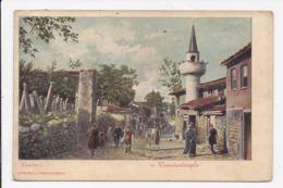 CP TURQUIE CONSTANTINOPLE SCUTARI - Turquie