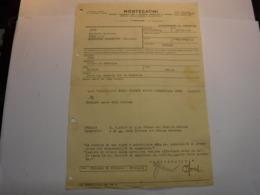 FIRENZE  -- MINIERA  --- MONTECATINI  - S.OC. GENERALE PER L'INDUSTRIA MINERARIA - Italia