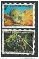 """Nle-Caledonie YT 440 & 441 """" Aquarium Nouméa """" 1980 Neuf** - Ungebraucht"""