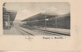 54 PAGNY-sur-MOSELLE  La Gare - Estaciones Sin Trenes