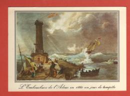 CP61 64 BAYONNE  7864  Année 1982  L'Embouchure De L'Adour - Bayonne