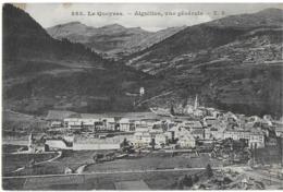 LE QUEYRAS 05 HAUTES-ALPES 863 AIGUILLES VUE GÉNÉRALE EDIT. E.R. - France