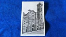 Firenze Facciata Della Cattedrale Italy - Firenze
