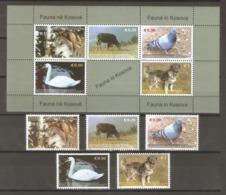 2006.Kosovo. Local Fauna. Set ** - Kosovo