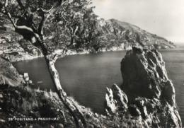 POSITANO-SCORCIO PANORAMICO-SALERNO-1950 - Salerno