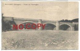 Savigno, 17.6.1918, Ponte Sul Samoggia. - Bologna