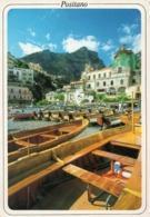 POSITANO-MARINA GRANDE-SALERNO - Salerno