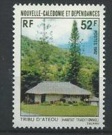 """Nle-Caledonie YT 461 """" Habitat Traditionnel """" 1982 Neuf** - New Caledonia"""