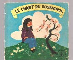 Collection Mini-Livres Hachette N°42 De 1964 Le Chant Du Rossignol - Libros, Revistas, Cómics