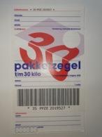 Netherlands Pakketzegel NVPH Nr 24 Up To 30 Kg, 2000 Unused Geuzendam 24a - Ganzsachen