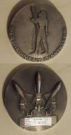 Médaille De Table Du 403°Rgt. D'Artillerie ( Attribuée) - Army