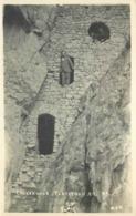 PORT EYNON - CULVER HOLE ~ AN OLD REAL PHOTO POSTCARD #88143 - Wales