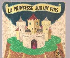 Collection Mini-Livres Hachette N°43 De 1964 La Princesse Sur Un Pois - Books, Magazines, Comics