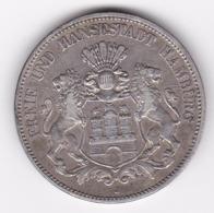 Wal_ Deutsches Reich  Hamburg - 5 Mark - 1900 (h) - [ 2] 1871-1918: Deutsches Kaiserreich