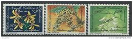 """Nle-Caledonie YT 466 à 468 """" Orchidées """" 1983 Neuf** - Nieuw-Caledonië"""