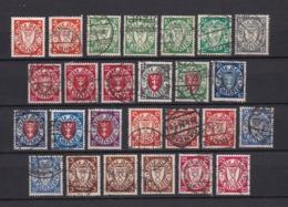 Danzig - 1924/35 - Sammlung - Gest./Ungebr. - Danzig