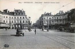 Bruxelles - La Porte Louise - Entrée De L' Avenue Louise - Avenues, Boulevards