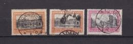 Danzig - 1925 - Michel Nr. 212/213 - Gest. - 30 Euro - Danzig