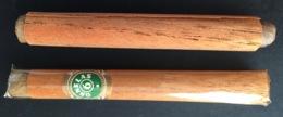 Cigares Anciens De Marque ORNELAS N° 6 De 12 Cm - Autres Collections