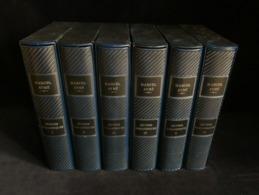 ( Littérature Illustré Moderne ) OEUVRES ROMANESQUES Par Marcel AYME Ill. Roland TOPOR 6 Lithographies Signées - Arte