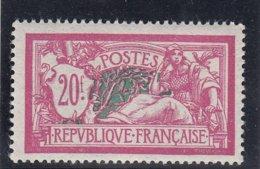 France - 1925-26 - N°YT 208**  - Merson - Cote 550€ - 1900-27 Merson