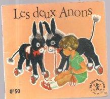 Collection Mini-Livres Hachette N°21 De 1963 Les Deux Anons - Books, Magazines, Comics