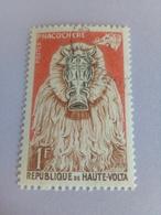 HAUTE-VOLTA - Lot De 4 Timbres - Obervolta (1958-1984)