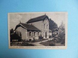 THIERS  -  63  -  L'établissement Des Bains Douches  -  Puy De Dôme - Thiers
