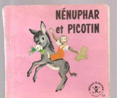 Collection Mini-Livres Hachette N°25 De 1964 Nénuphar Et Picotin (Romain Simon) - Livres, BD, Revues