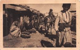 IRAQ, MOSSOUL - LES MARCHANDS DE PAIN ~ AN OLD POSTCARD #97011 - Iraq