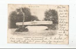 LIVERNON (LOT)  LA PIERRE MARTINE 1902 - Livernon