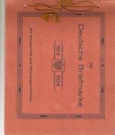 Album De Timbres Allemands 1914 à 1924 - Deutschland