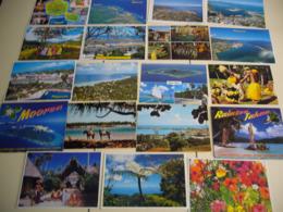 Lot De 40 Cartes TAHITI Et Polynésie Française - Tahiti